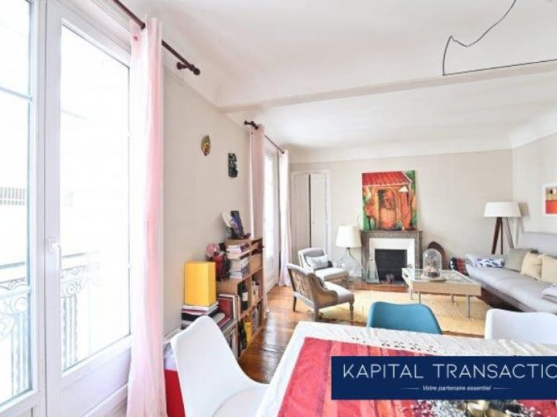 Sale apartment Paris 14ème 670000€ - Picture 1