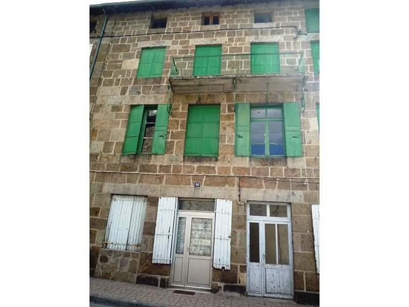 Sale building St agreve 41 500€ - Picture 1