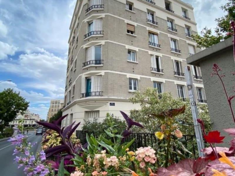 Location appartement Courbevoie 1190€ CC - Photo 1