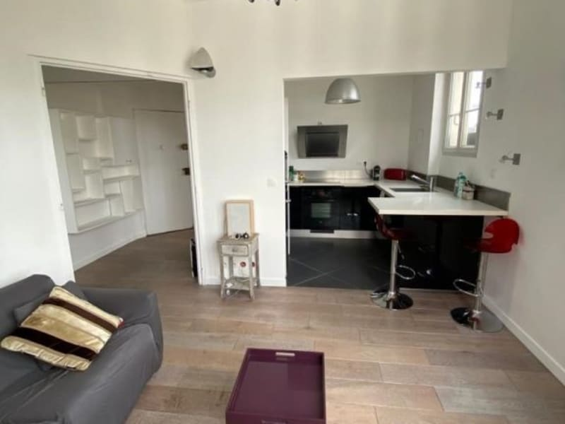 Location appartement Courbevoie 1190€ CC - Photo 3