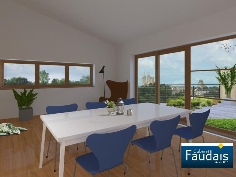 Vente appartement Coutances 139000€ - Photo 1
