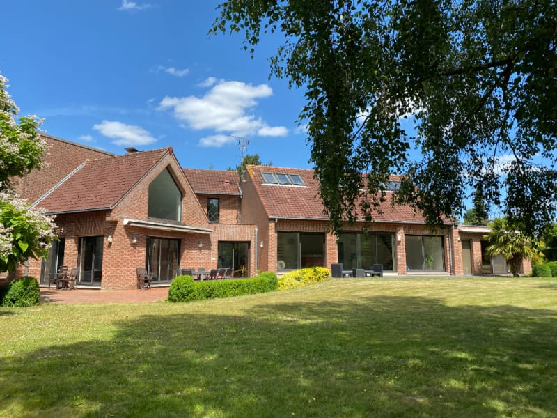 Sale house / villa Fleurbaix 1196000€ - Picture 1
