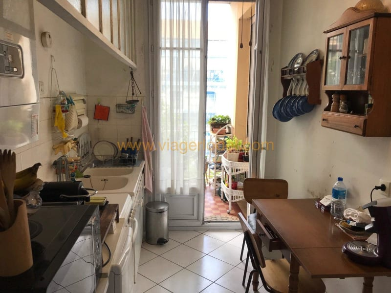 Verkauf auf rentenbasis wohnung Nice 55000€ - Fotografie 3