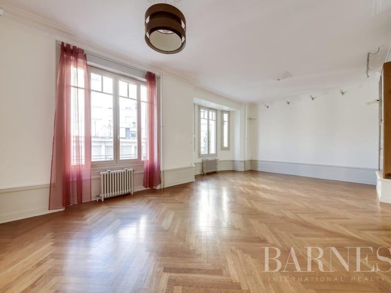 Lyon 6 - Cité internationale - Appartement de 138 m² - 3 Chambre
