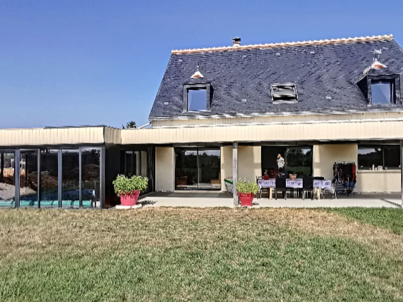 Sale house / villa Saint ouen les vignes 394 000€ - Picture 1