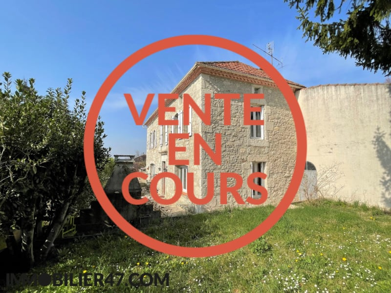 Sale house / villa Lacepede 158000€ - Picture 1