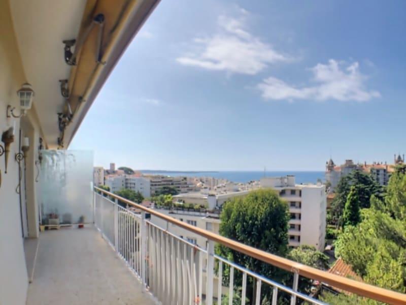 Vente appartement Cannes 465000€ - Photo 1
