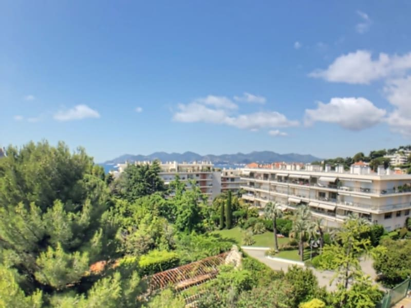 Vente appartement Cannes 465000€ - Photo 2