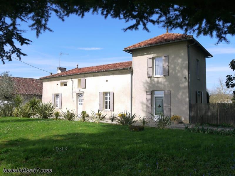 Sale house / villa St etienne de fougeres  - Picture 2