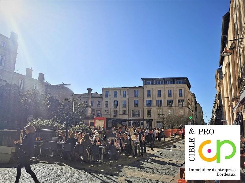 Cession de bail boutique Bordeaux 241120€ - Photo 1