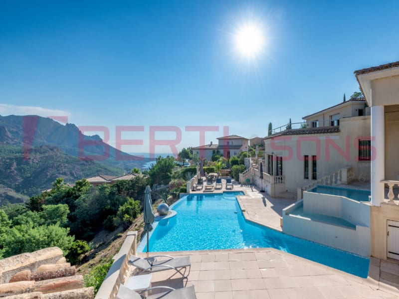 Sale house / villa Antheor 1 490 000€ - Picture 1
