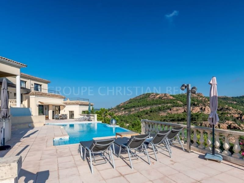 Sale house / villa Antheor 1 490 000€ - Picture 3
