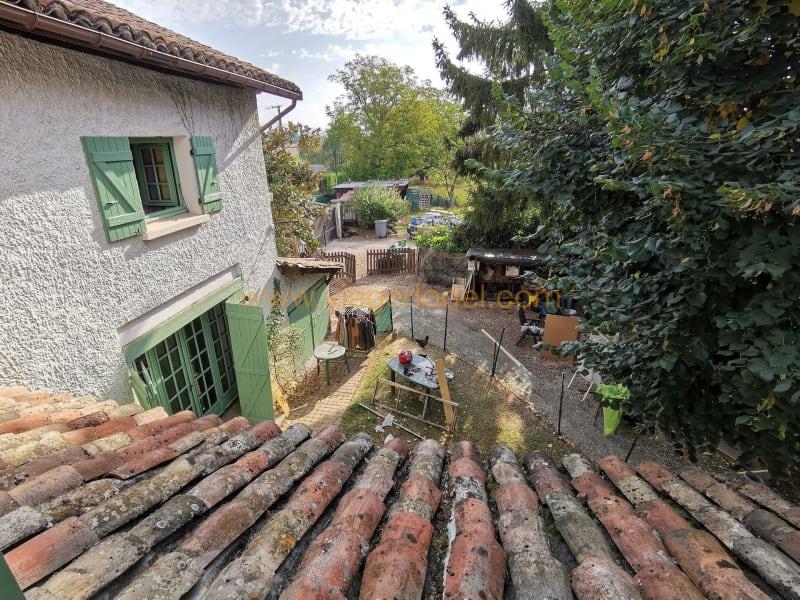 Verkauf auf rentenbasis haus Saint-didier-de-la-tour 159000€ - Fotografie 21