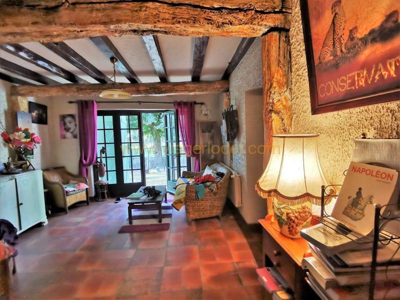 Verkauf auf rentenbasis haus Saint-didier-de-la-tour 159000€ - Fotografie 5