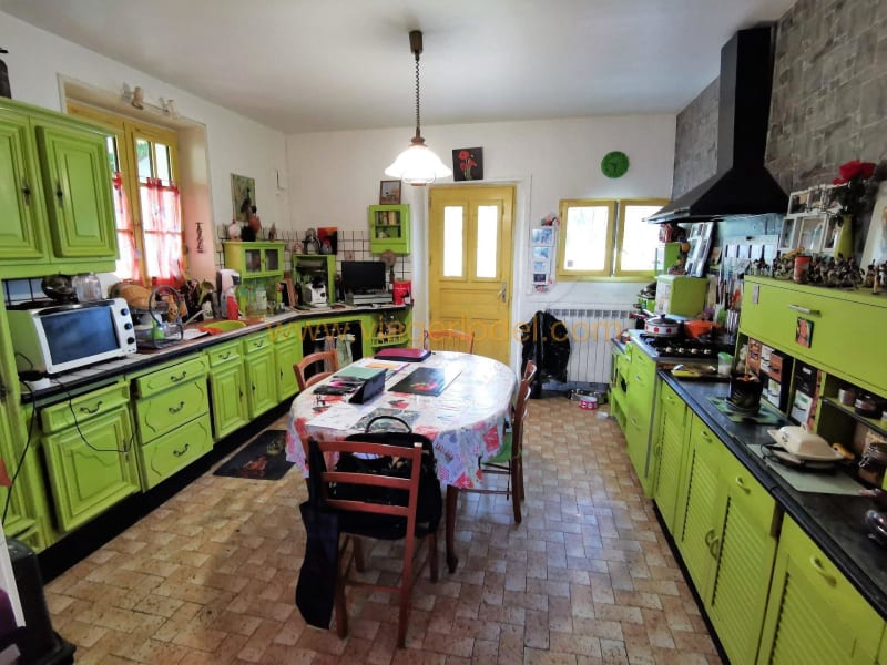 Verkauf auf rentenbasis haus Saint-didier-de-la-tour 159000€ - Fotografie 7
