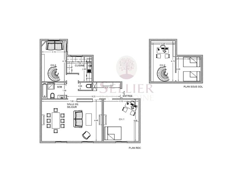 Sale apartment Paris 5ème 1280000€ - Picture 2