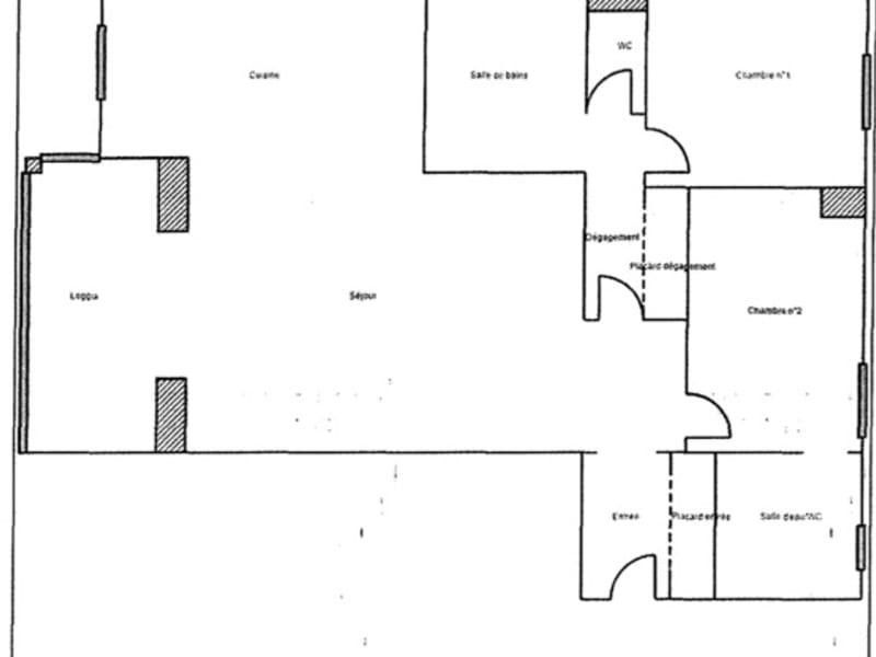 Sale apartment Villeneuve loubet 450000€ - Picture 9