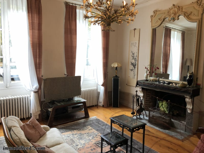 Deluxe sale house / villa Castelmoron sur lot 457500€ - Picture 2