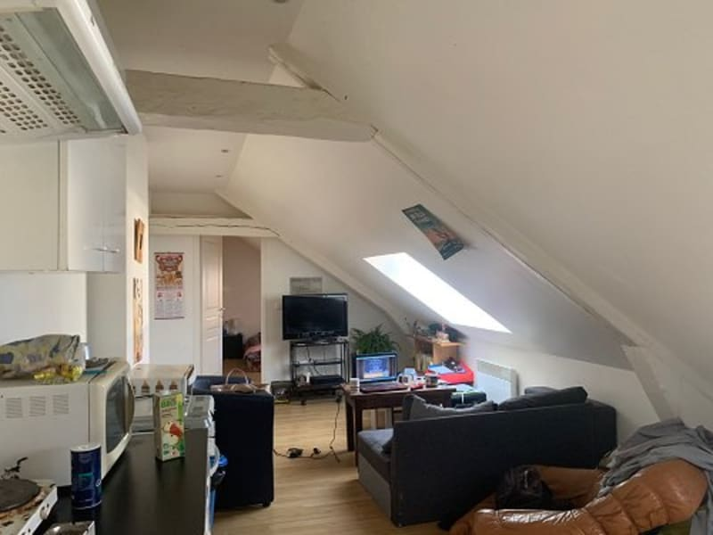 Sale apartment Dieppe centre 84 000€ - Picture 2