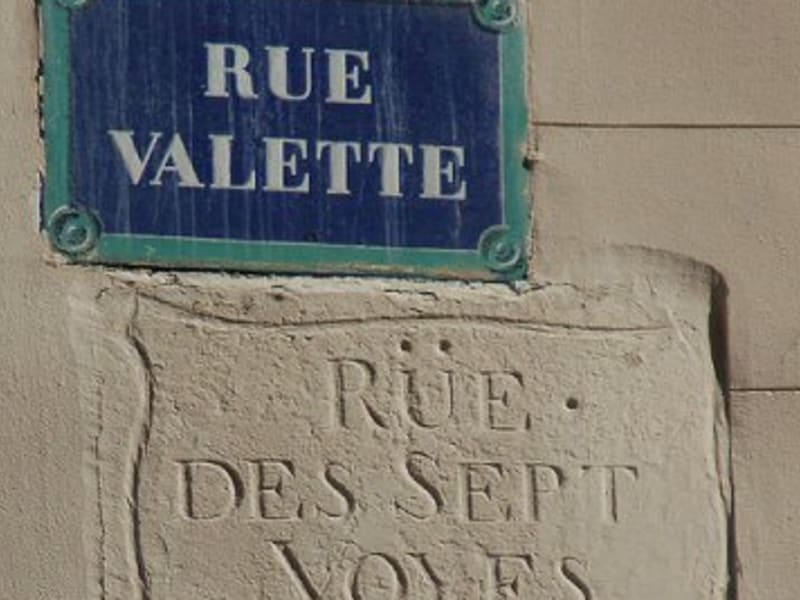 Vente appartement Paris 5ème 1750000€ - Photo 5