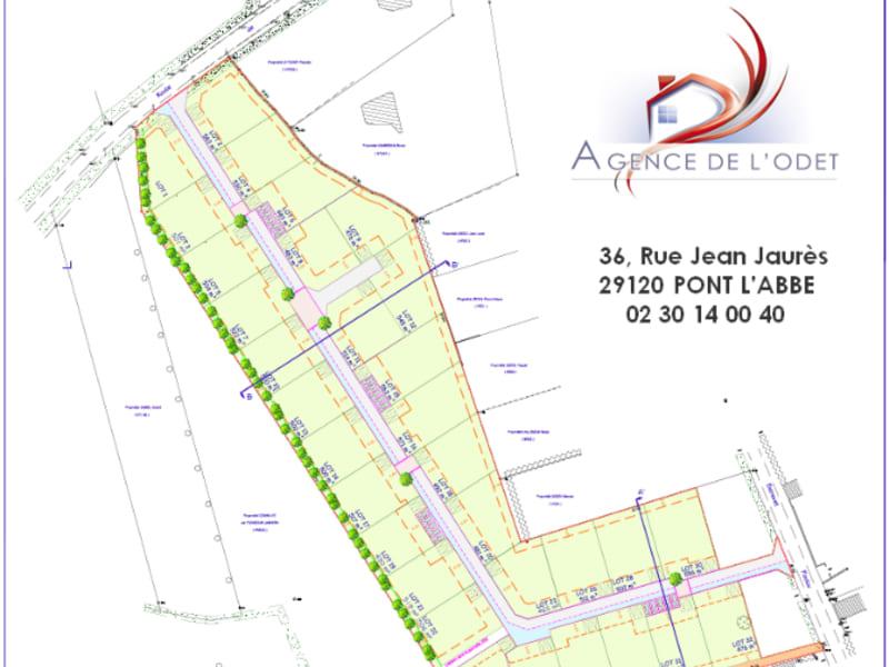 Sale site Ploneour lanvern 41500€ - Picture 1