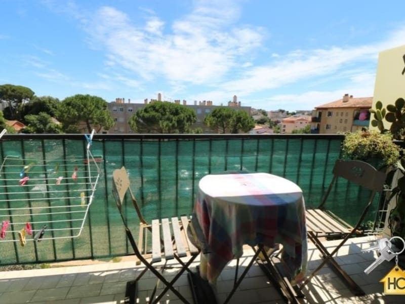 Sale apartment Le cannet 215 000€ - Picture 3