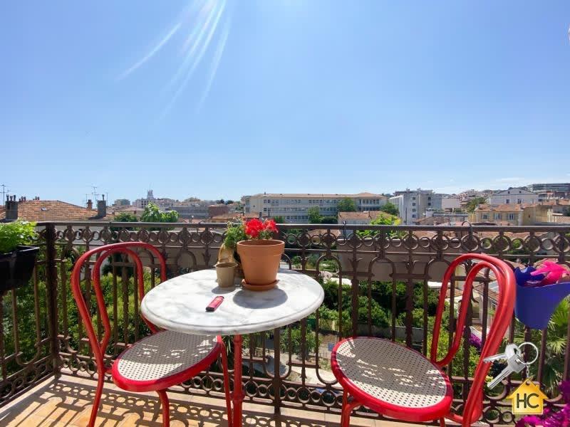 Vendita appartamento Cannes 390000€ - Fotografia 2