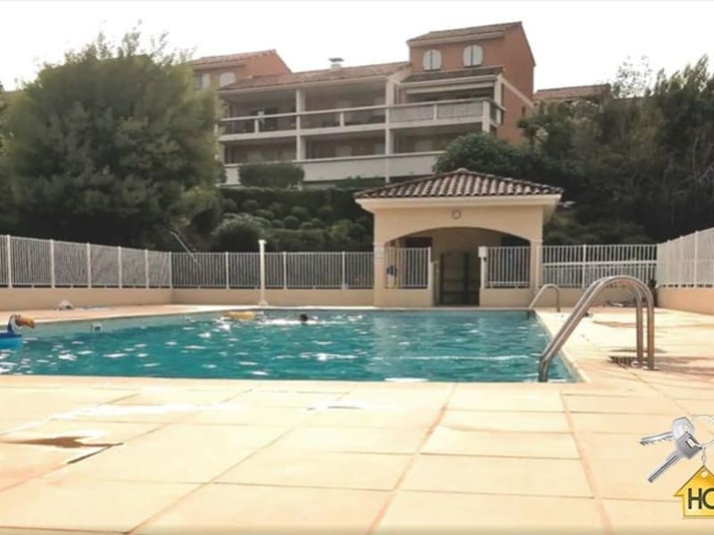 Sale apartment Cannes 242 000€ - Picture 1