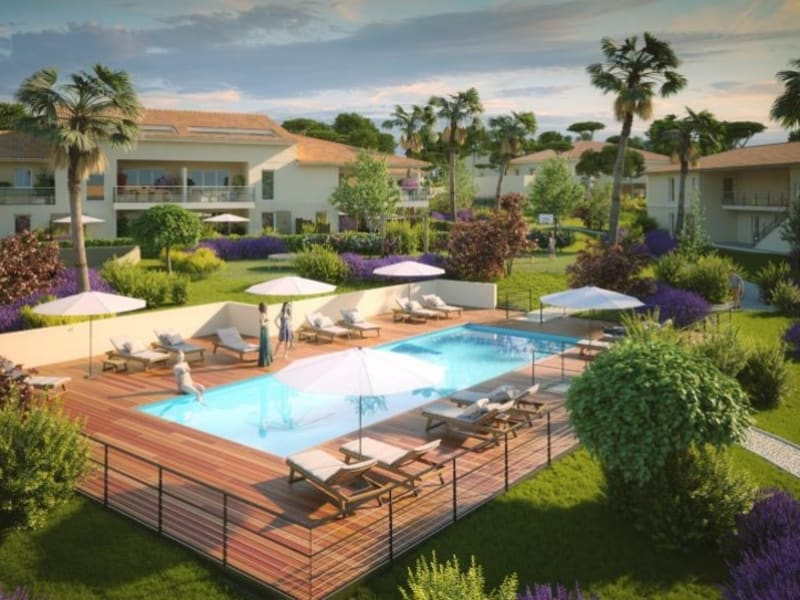 Sale apartment Sanary sur mer 424500€ - Picture 1