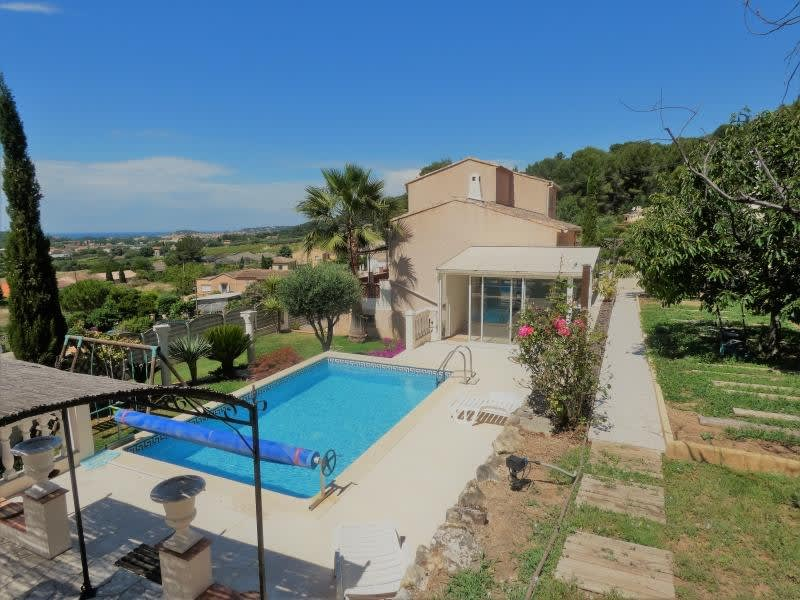 Sale house / villa Ollioules 525 000€ - Picture 1