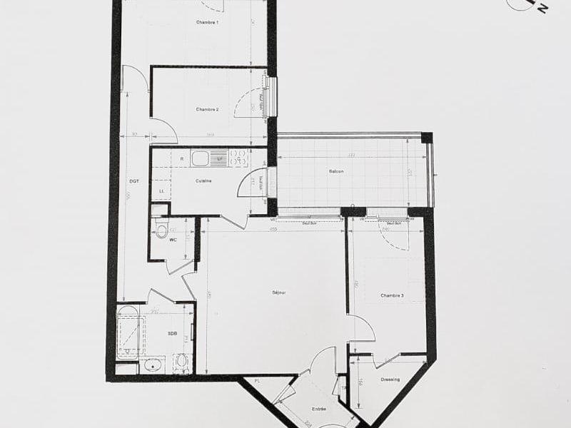 Vente neuf immeuble Antony  - Photo 1