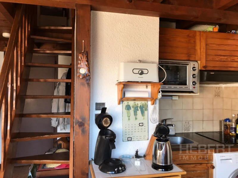 Vente appartement Saint gervais les bains 98000€ - Photo 2
