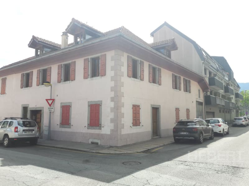 Rental apartment Sallanches 943€ CC - Picture 3