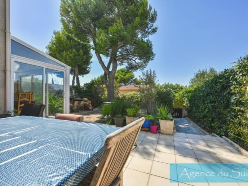 Vente maison / villa Roquefort-la bedoule 410000€ - Photo 3
