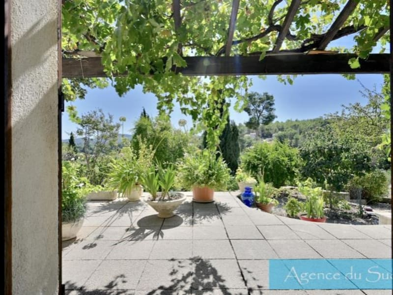 Vente maison / villa La bouilladisse 449000€ - Photo 6