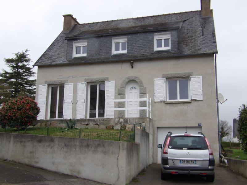 Sale house / villa Chateauneuf du faou 168000€ - Picture 1