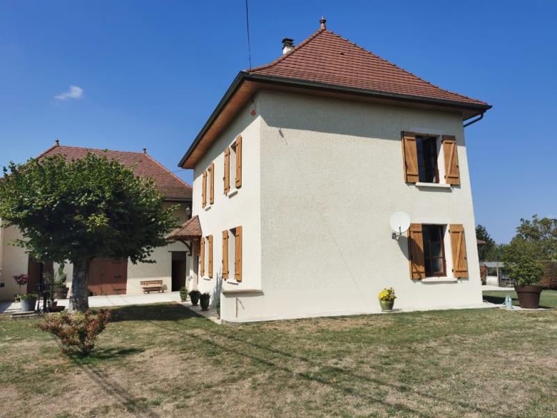 Vente maison / villa Bourgoin jallieu 354000€ - Photo 1