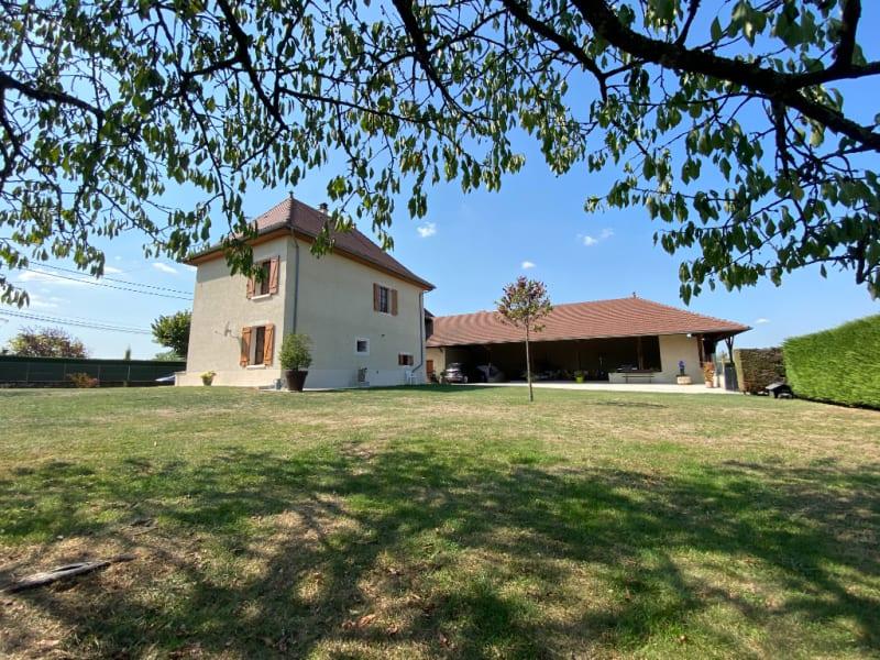 Vente maison / villa Bourgoin jallieu 354000€ - Photo 3