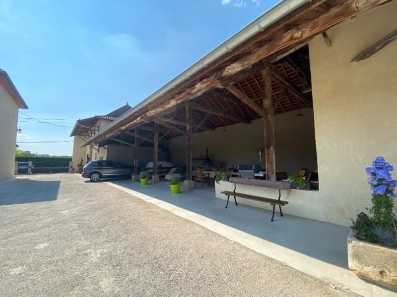 Vente maison / villa Bourgoin jallieu 354000€ - Photo 6