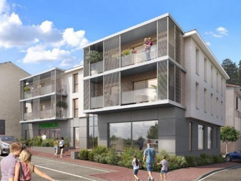 Vente appartement Charbonnieres les bains 480000€ - Photo 2