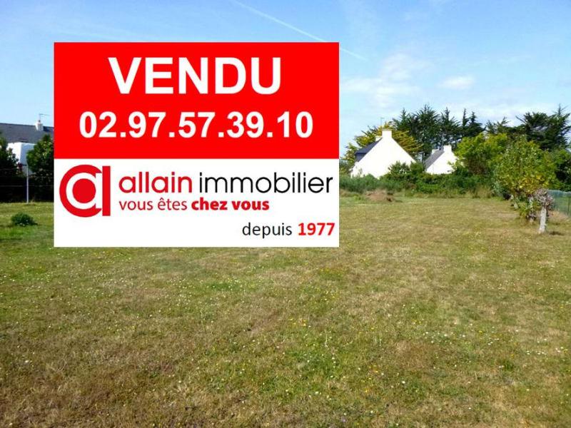 Venta  terreno Locmariaquer 212350€ - Fotografía 1