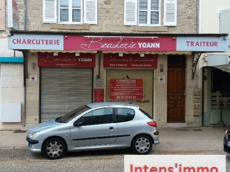 Commercial property sale shop Saint donat sur l'herbasse 56 800€ - Picture 1