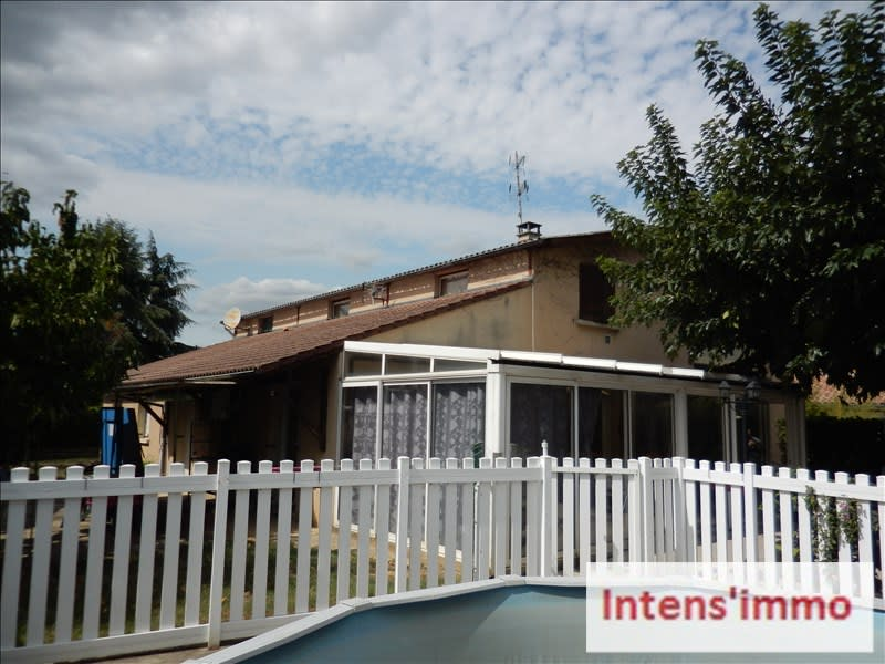 Sale house / villa Romans sur isere 275 000€ - Picture 1