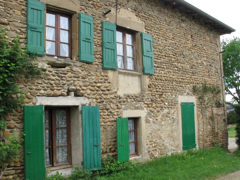 Sale house / villa Romans sur isere 604000€ - Picture 1