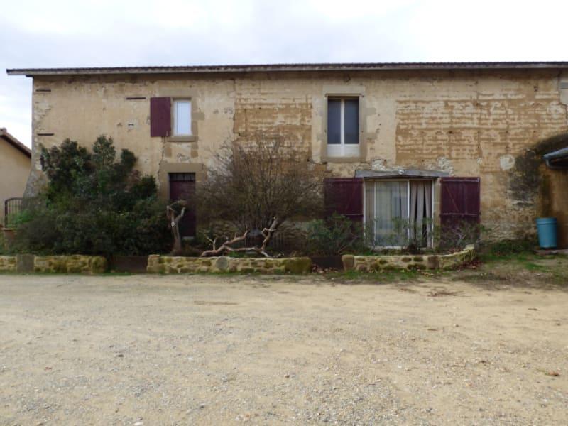 Sale house / villa Saint bardoux 299000€ - Picture 1