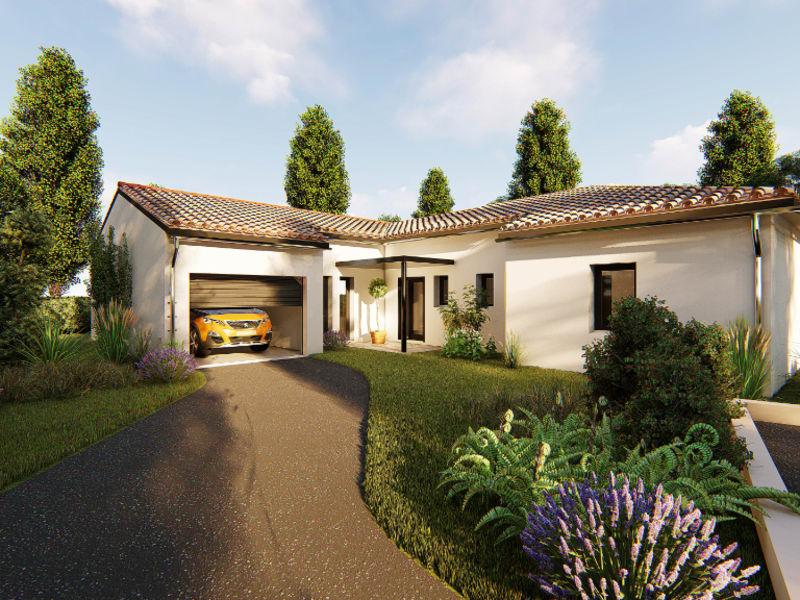 Sale house / villa Mours saint eusebe 295000€ - Picture 2