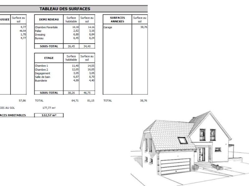 Vente maison / villa Oberlauterbach 339900€ - Photo 6
