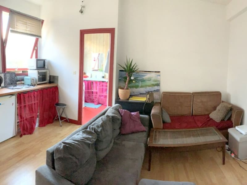 Vente appartement Vannes 123 900€ - Photo 1