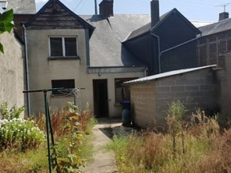 Sale house / villa Formerie 77000€ - Picture 1
