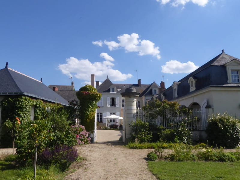 Deluxe sale house / villa Angers 755000€ - Picture 1